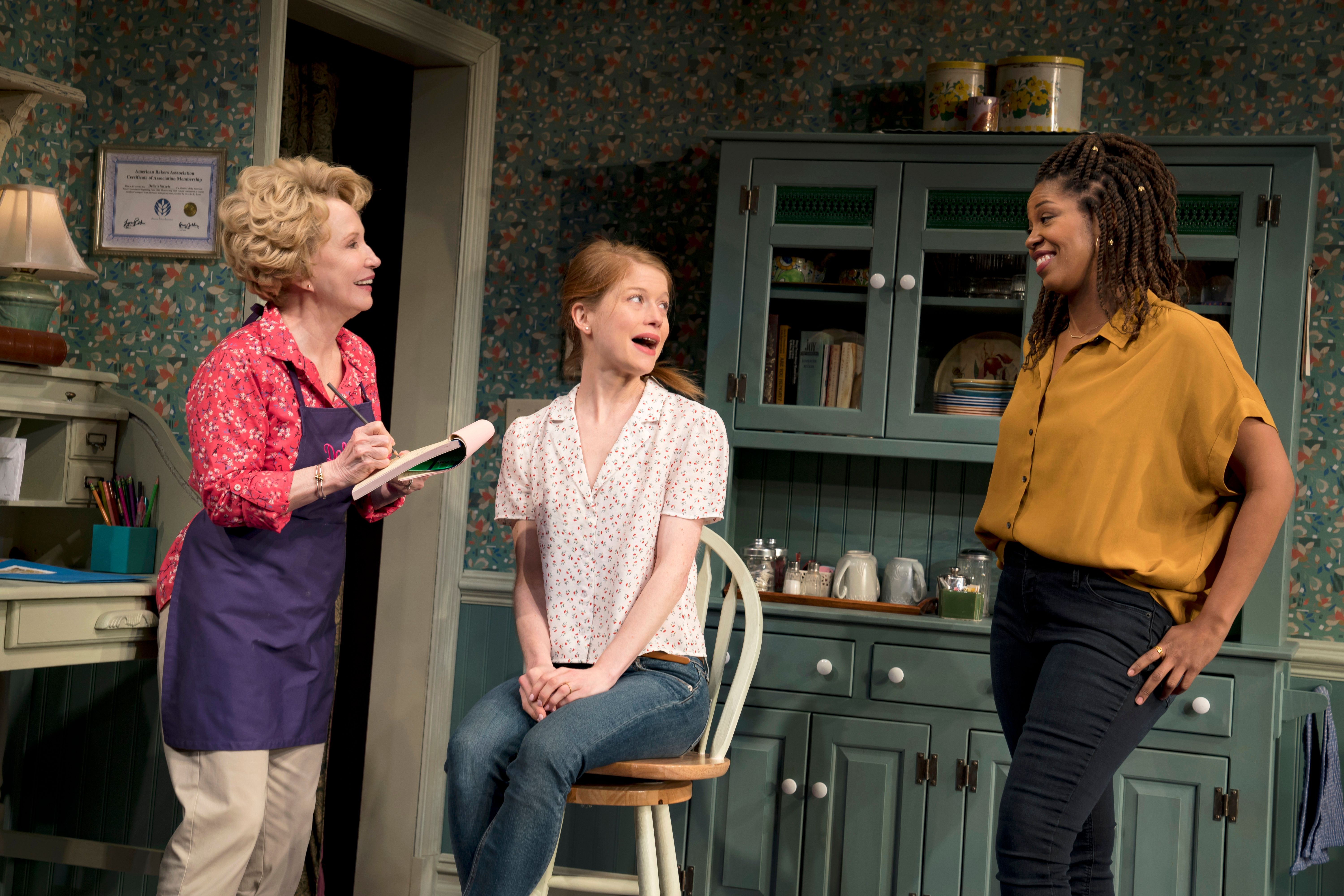"""Debra Jo Rupp (left) told HuffPost she believes """"The Cake"""" has affected audience members on both sides of the rel"""