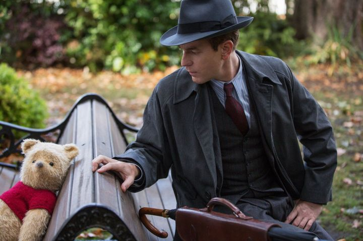 """Another shot from """"Disney's Christopher Robin."""