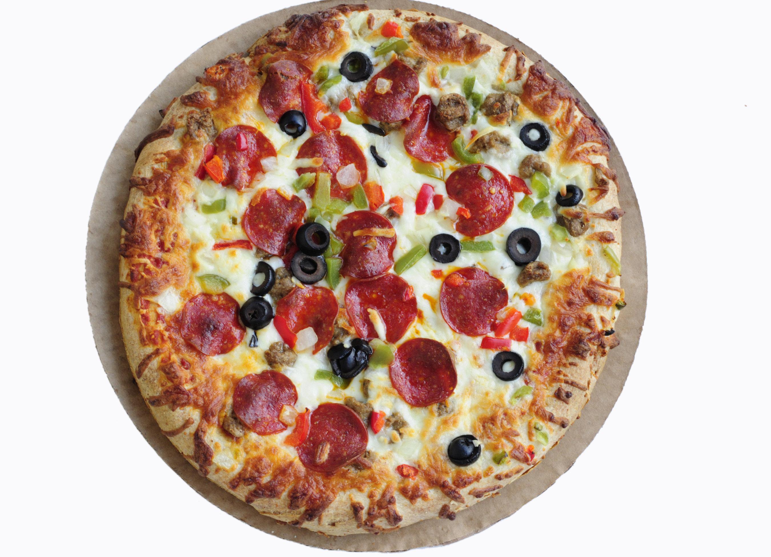 California Pizza Kitchen Cauliflower Pizza Nutrition Facts