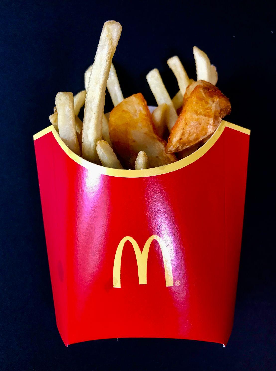 Mac Do Autour De Moi : autour, Frites-Potatoes:, McDonald's, Permet, Exceptionnellement, D'avoir, Huffington