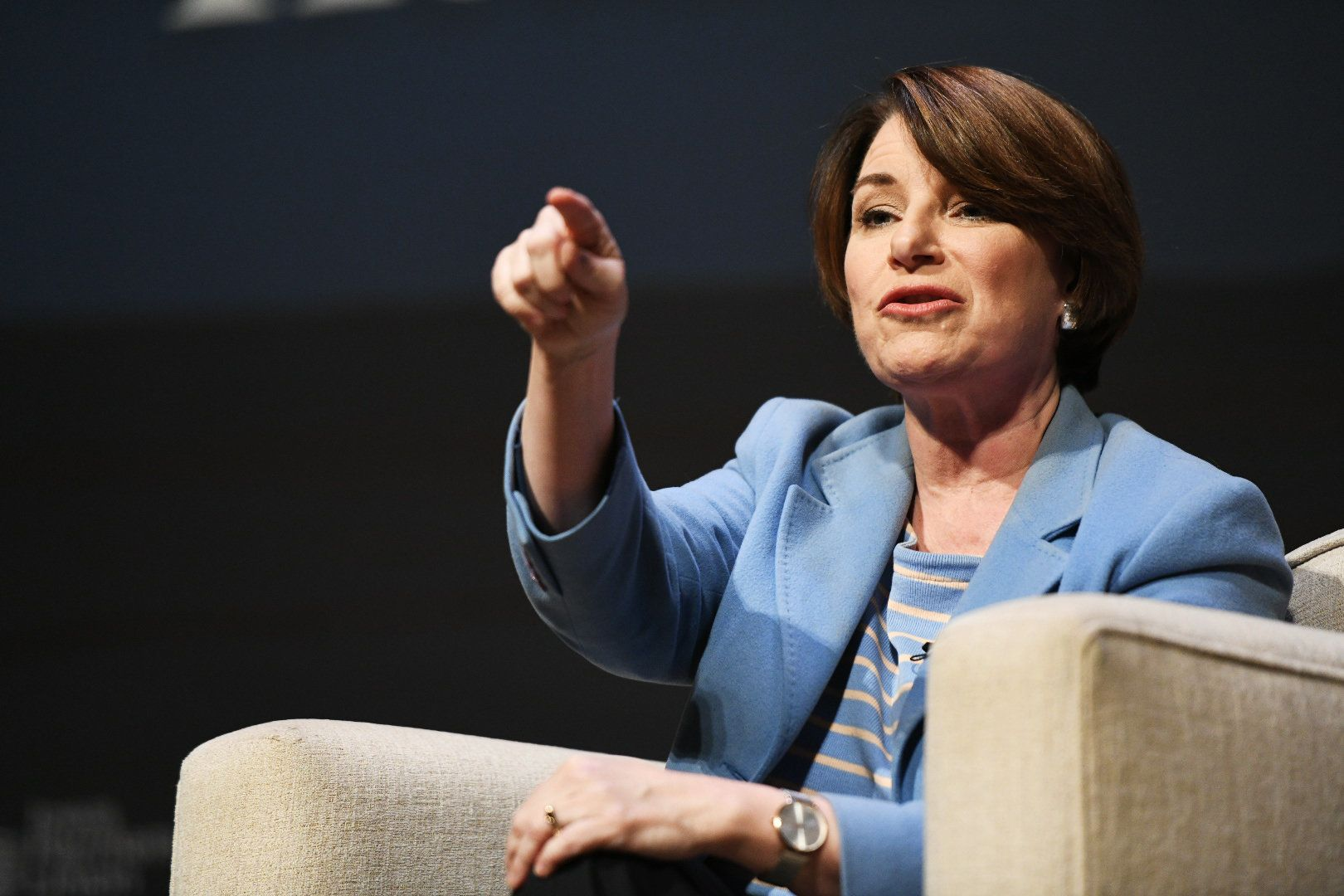 Amy Klobuchar Outlines Support For Free 2 Year Community