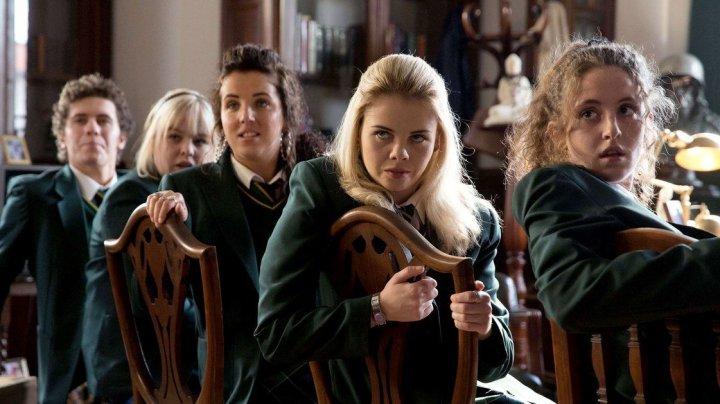 """Derry Girls"" on Netflix."