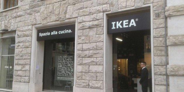 Ikea Inaugura A Roma Il Primo Negozio Temporaneo In Italia