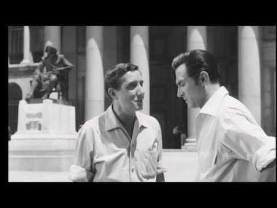 Fotograma de la película 'El último