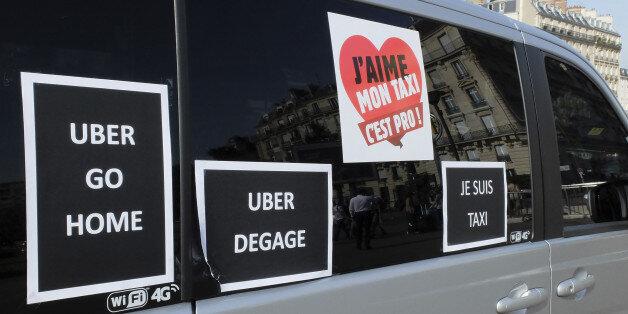 Uber suspend son service controversé UberPOP en France | HuffPost Québec
