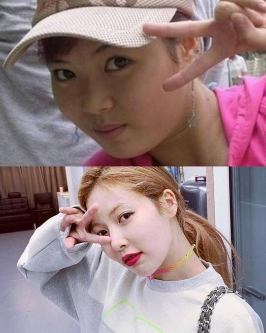 連泫雅也胖過?5位韓星減肥前後差異簡直認不出,公開食譜管理&運動方式 - Yahoo奇摩時尚美妝