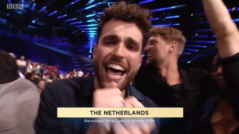 The Netherlands Win Eurovision 2019 While Uk Finishes