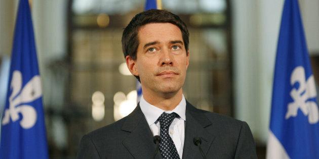 Andre Boisclair Former Parti Quebecois Leader Arrested