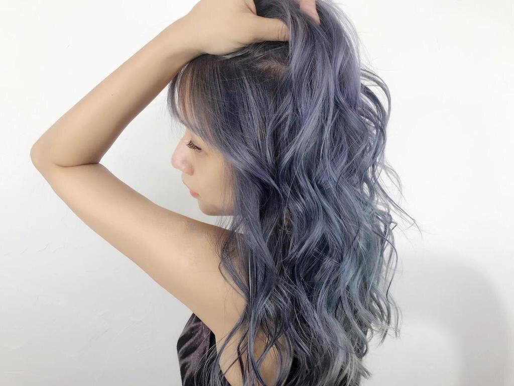 清涼一夏~冷色調霸主「莫蘭迪霧藍」精選髮色特輯來啦~ - Yahoo奇摩時尚美妝