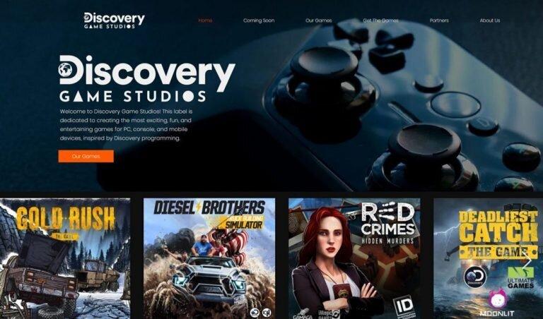 《Discovery》探索頻道成立遊戲工作室,將節目改編遊戲上市 - Yahoo奇摩遊戲電競