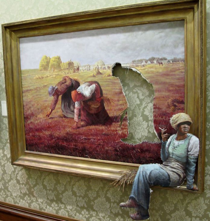 A Decade Has Passed Since Banksy Hijacked An Entire Museum For A Surprise Show