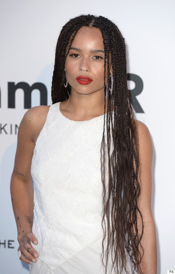 Zoe Kravitz Claims She Was Excluded From Dark Knight