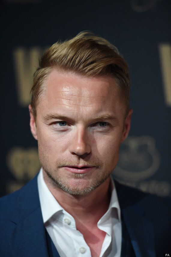 Ronan Keating Reveals He Auditioned For The Hobbit And