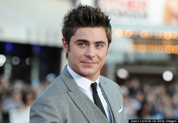 Zac Efron Wants To Get His Clothes Off In 'Magic Mike