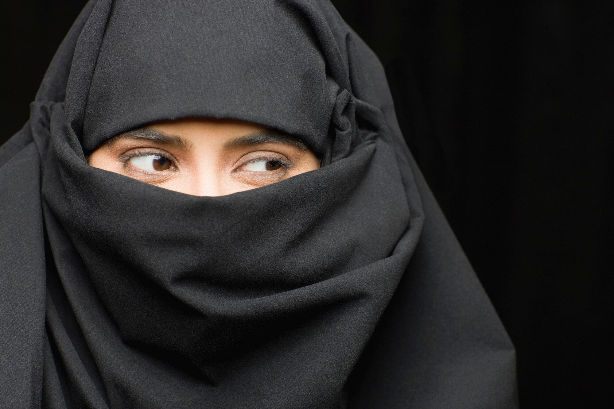 Iran Beautiful Girl Wallpaper Burka Ban Why Muslim Women Cover Up Huffpost Uk