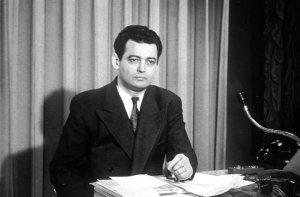 Pierre Sabbagh, créateur du premier journal