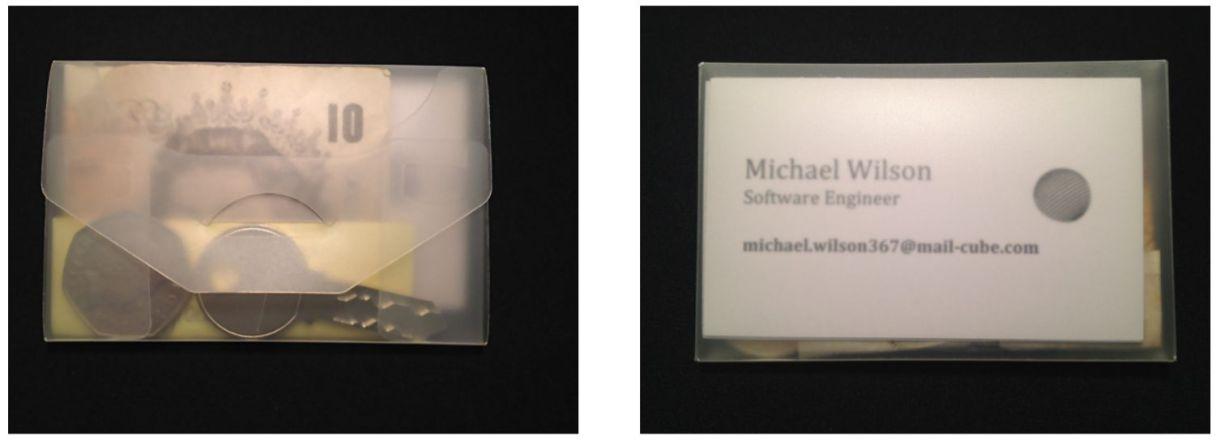 Des chercheurs ont posé des portefeuilles remplis d'argent dans des lieux publics, voici le