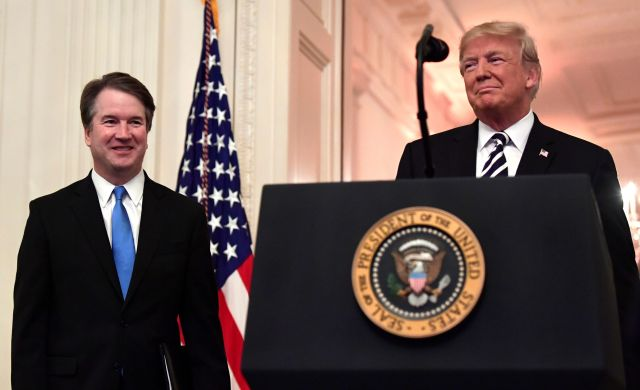 Even in his short tenure on the Supreme Court, Justice Brett Kavanaugh has been joining in court rulings that weaken voting r