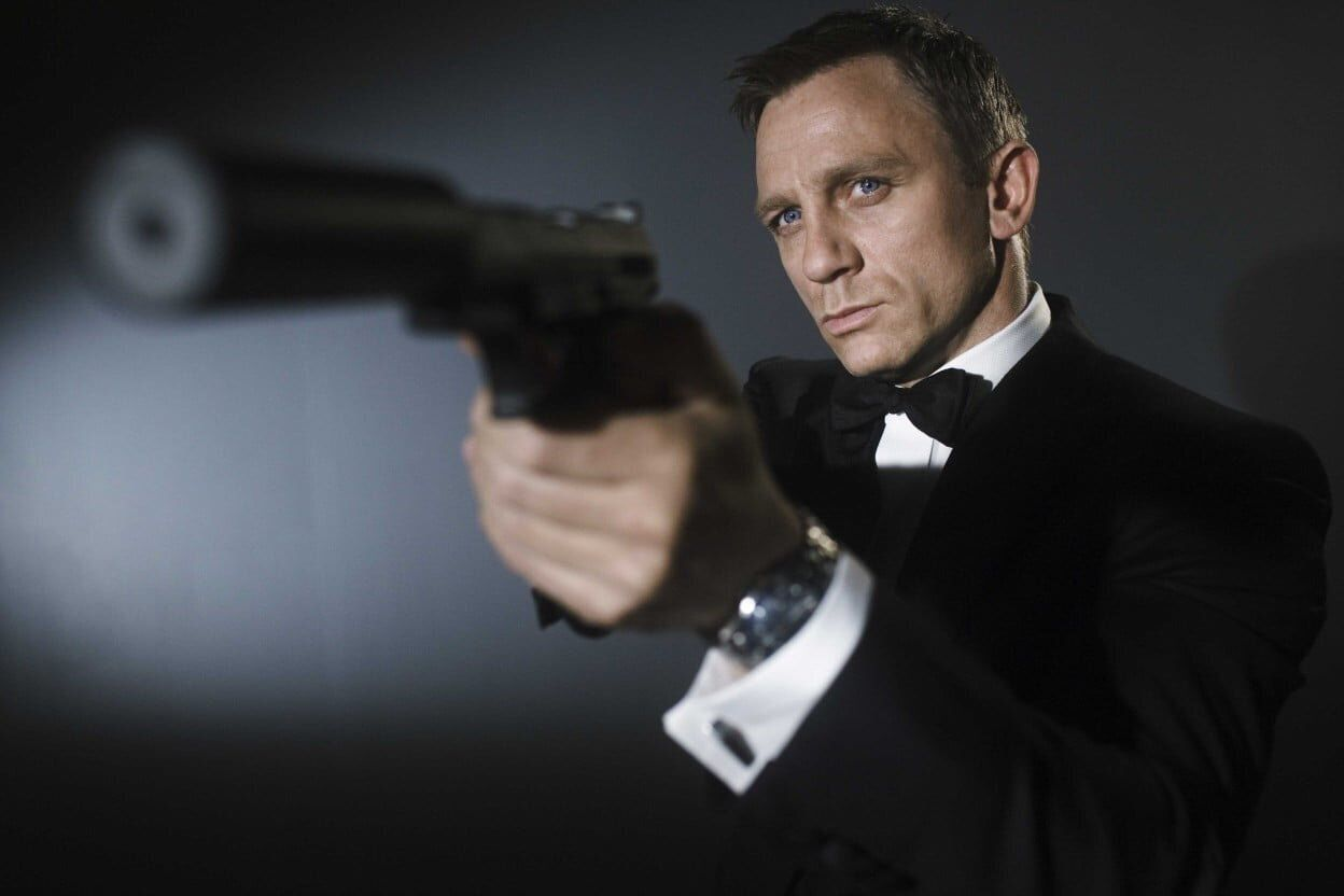 Bond 25 Title Revealed As No Time To Die As Release Date