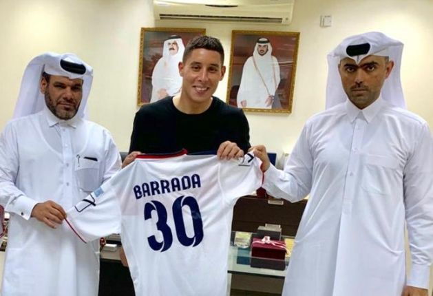Moroccan international Abdelaziz Barrada signs at Qatari club
