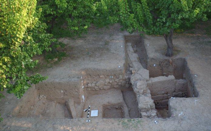 Μνημειακό κτίριο στην περιοχή Χτίρι (κλασική