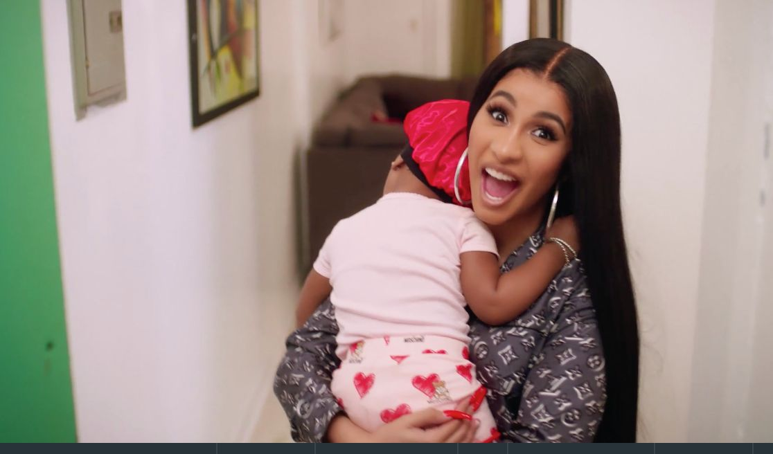 Cardi B Gets Real About Motherhood For Vogue S 73