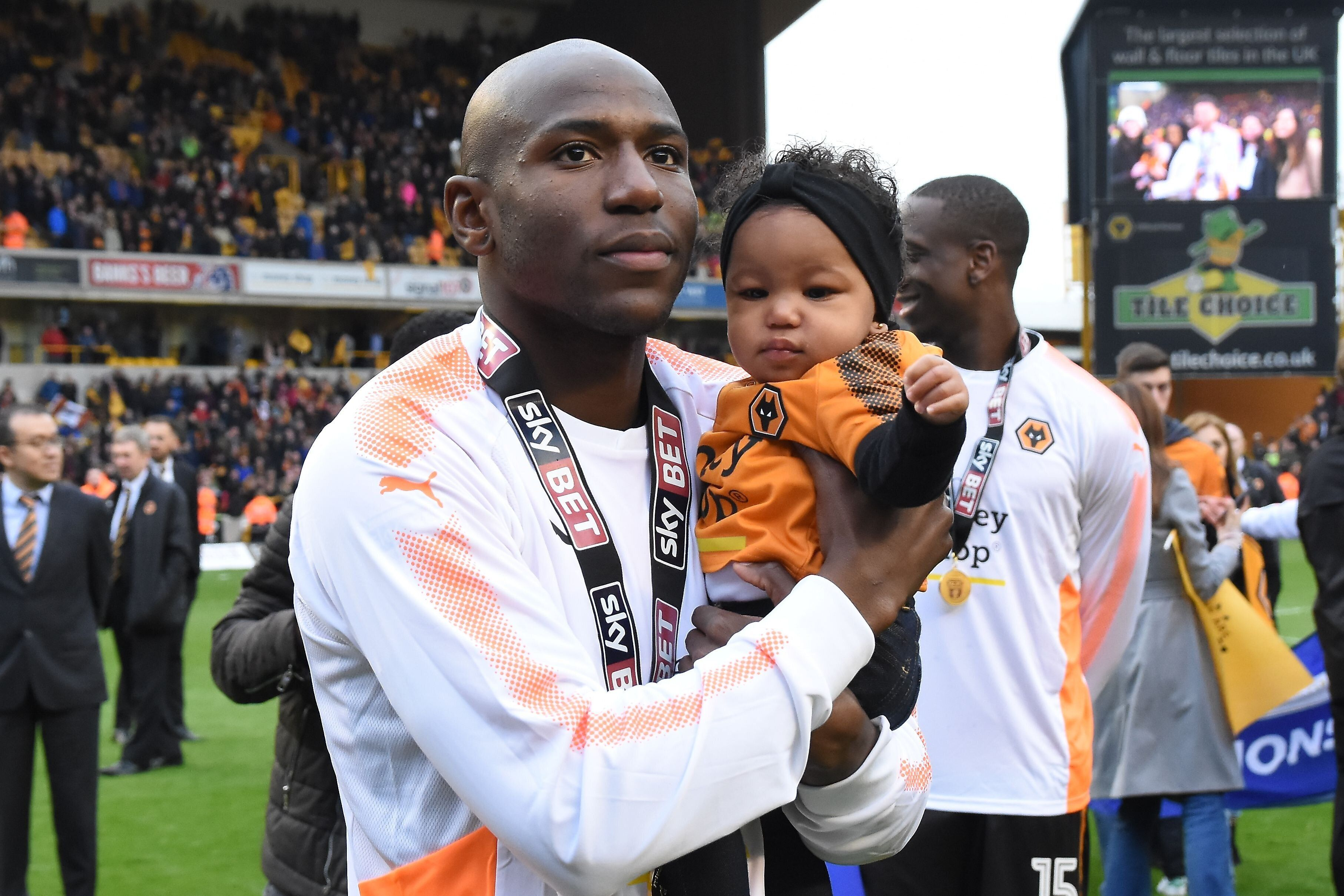 Benik Afobe Confirms Sudden Death Of Two Year Old Daughter