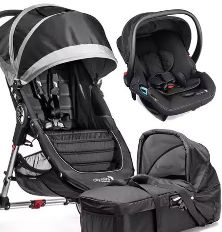 Baby Jogger City Mini Single i-Size Complete Travel System, The Baby Room, £531.99