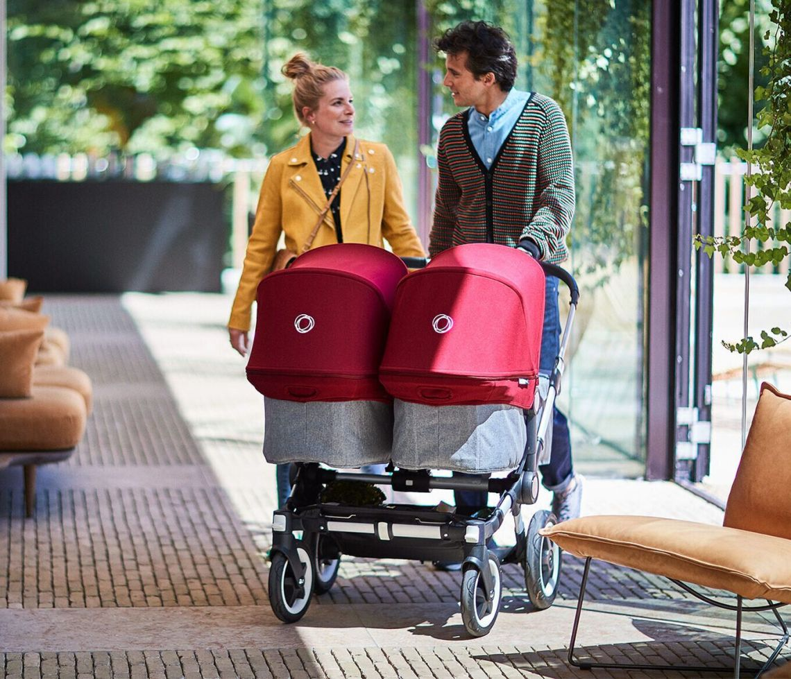 Bugaboo Donkey 2 Twin Travel System, Bugaboo, from £1,430