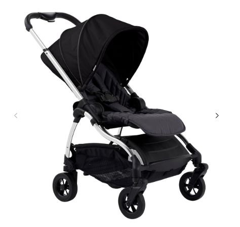 iCandy Raspberry Pushchair in Chrome/Bloomsbury Black, John Lewis, from £580
