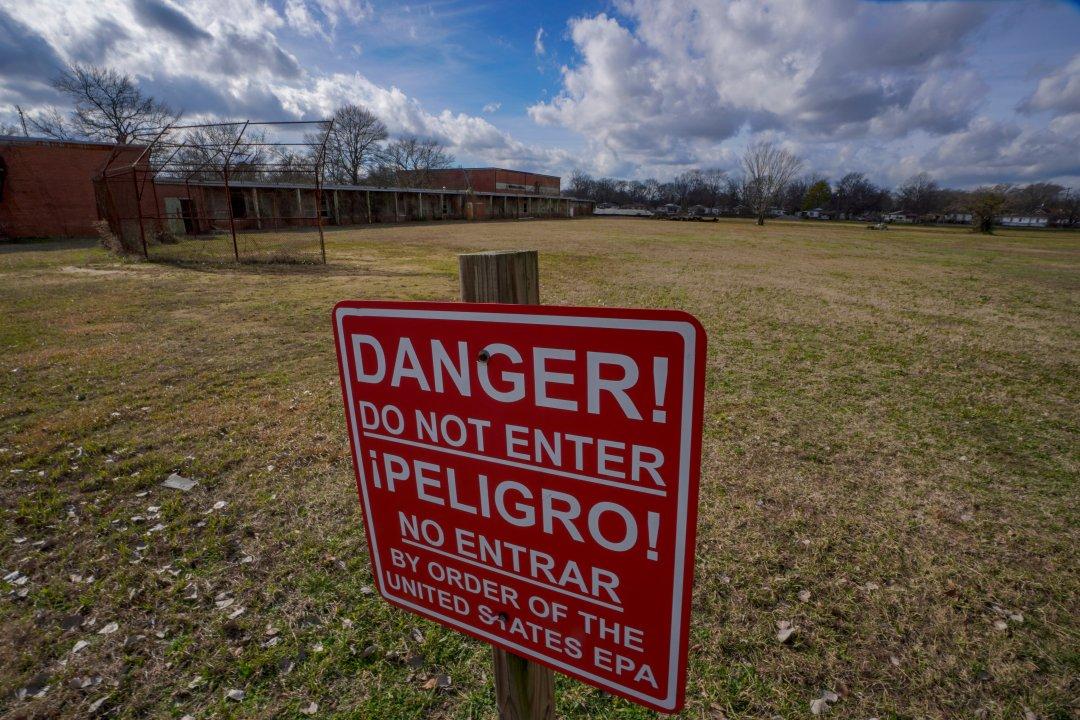 EPA's Superfund Program In Shambles
