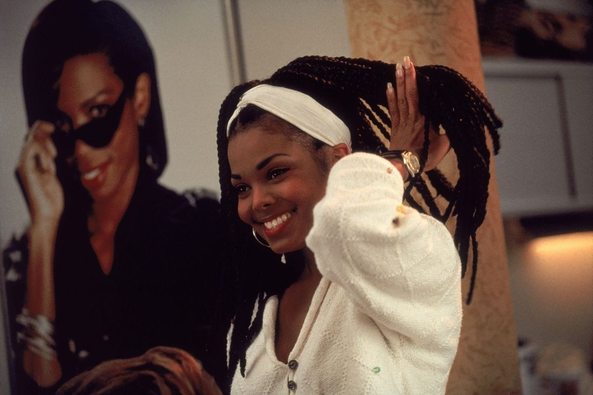 "Janet Jackson starred as Justice in 1993's ""Poetic Justice."""
