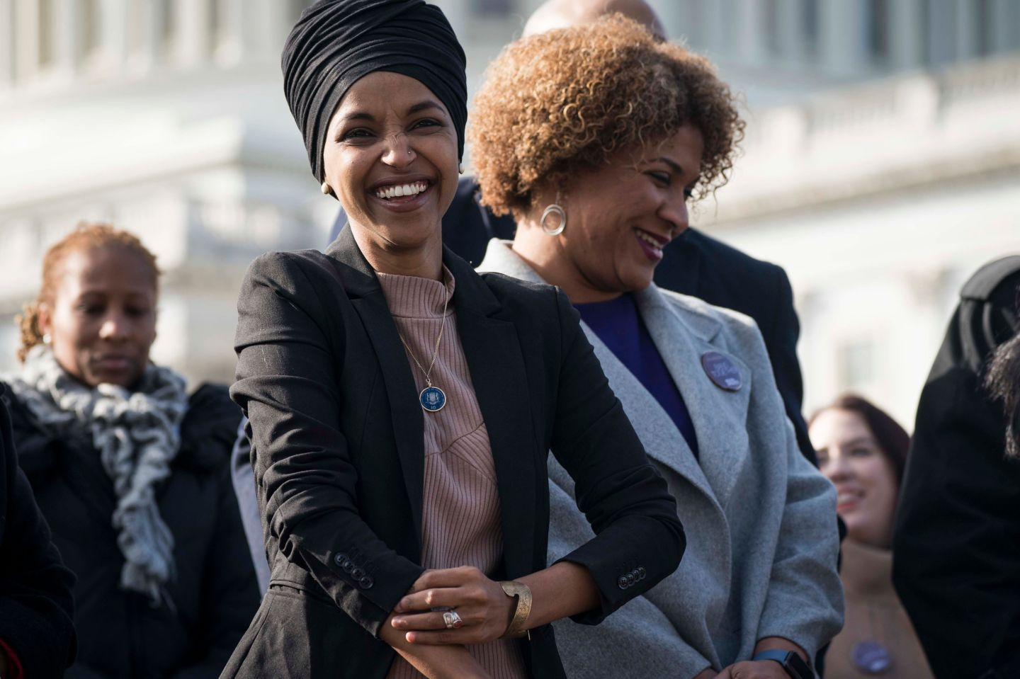 Ilhan Omar Pitches A New 'Progressive Baseline' For U.S. Foreign Policy