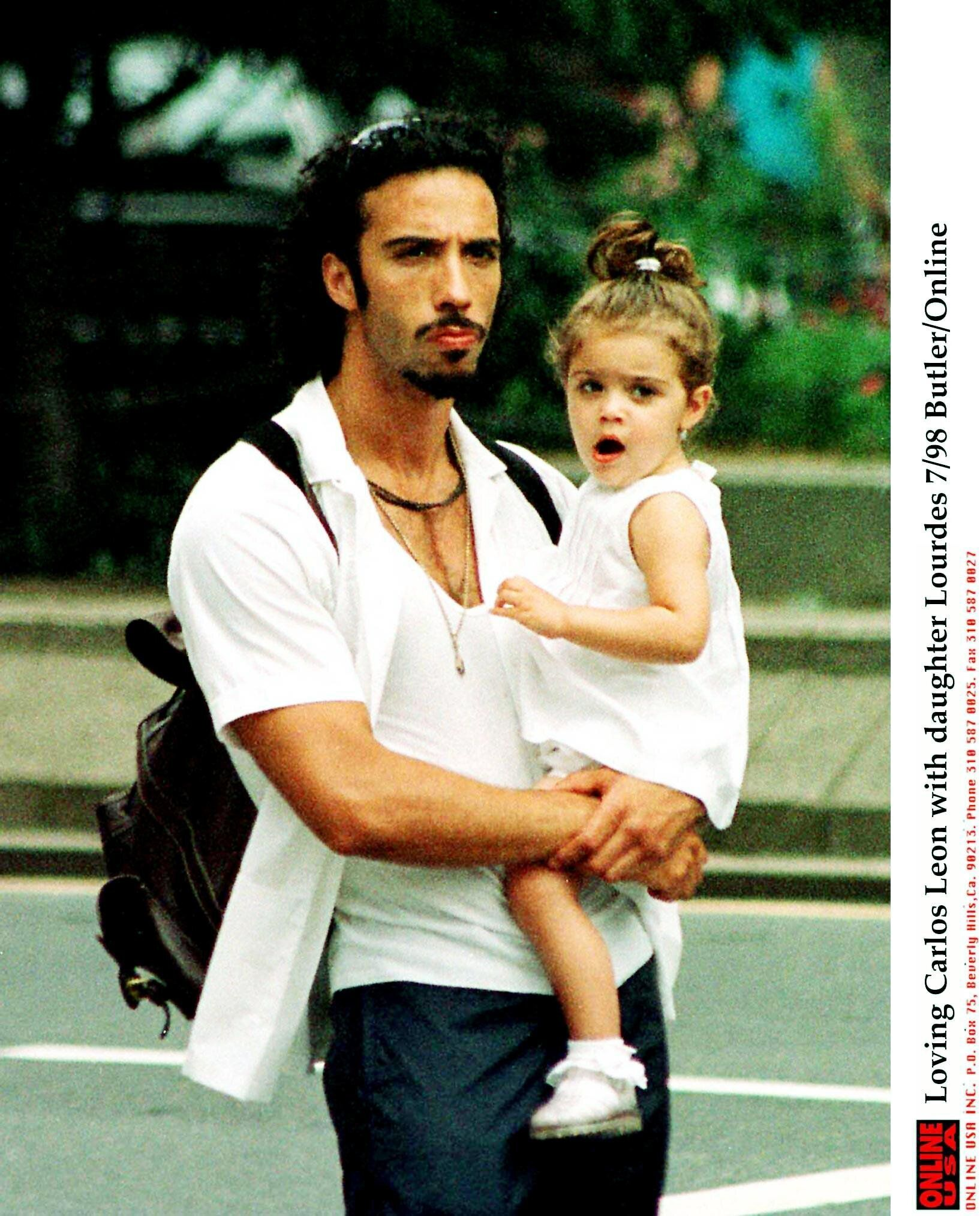 Madonna Daughter Lourdes Father : madonna, daughter, lourdes, father, Madonna's, Daughter, Lourdes, Cuban, Carlos, Through, Years, (PHOTOS), HuffPost