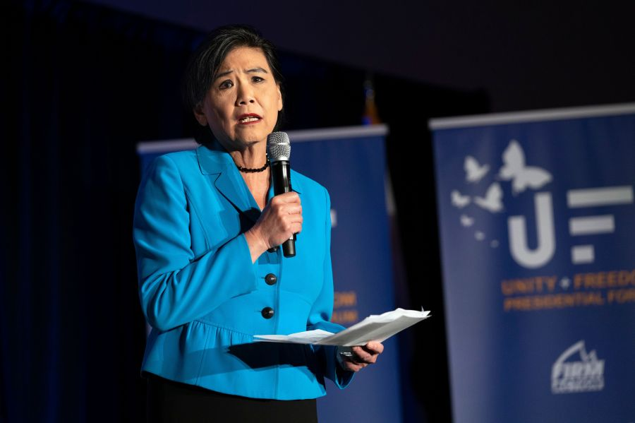 Rep. Judy Chu (D-Calif.) says House lawmakers hoping to pass a resolution blaming China for the coronavirus are