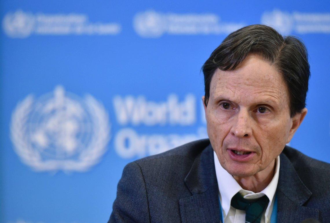 Professor David L. Heymann is advising the WHO on the spread of coronavirus.