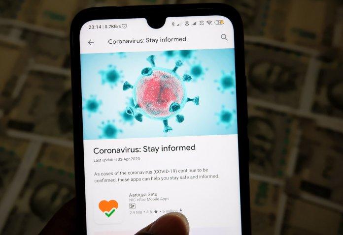 Aarogya Setu: Major Surveillance, Few Safeguards In Modi Govt COVID  Tracking App | HuffPost none
