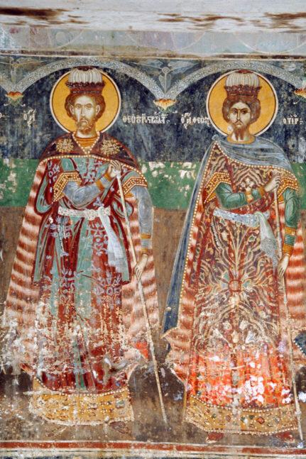 Νικόλαος από το Λινοτοτόπι, Άγιος Δημήτρος Παλατίτσια