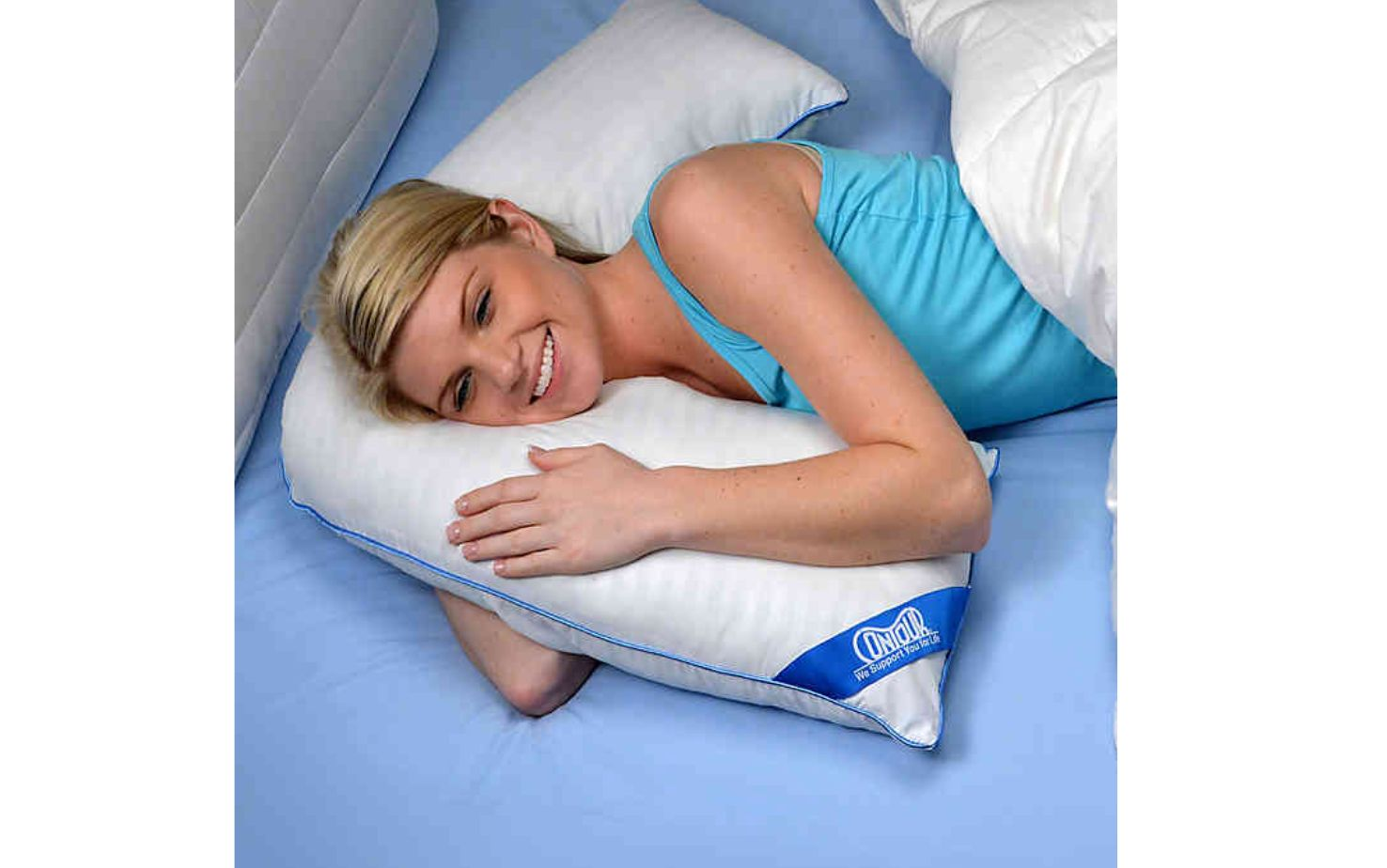 the best pillows for side sleepers to