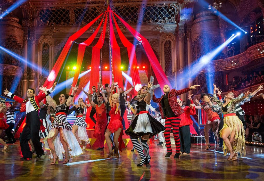 Strictly Come Dancing Forced To Axe Blackpool Week Due To Coronavirus