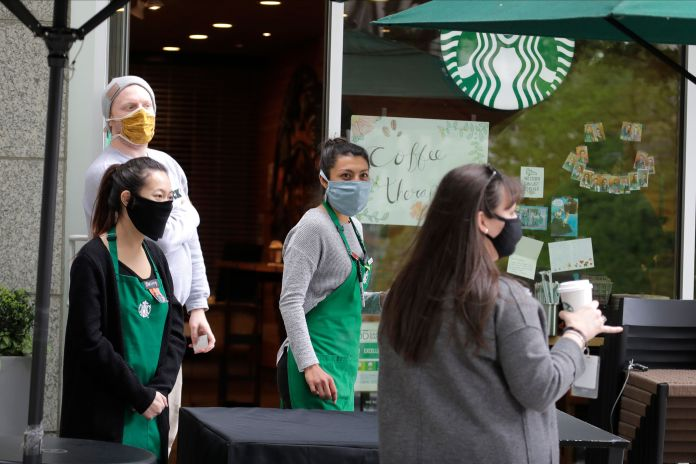 Starbucks has started offering employees and family members 20 mental health sessions with ...