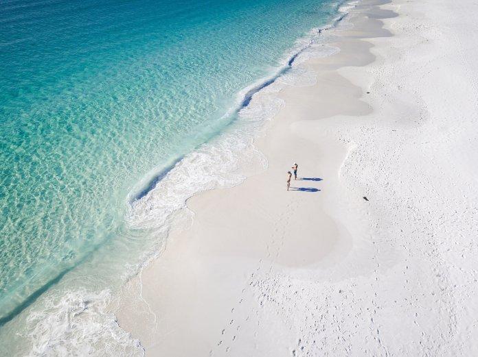 Photo Taken In Hyams Beach, Australia
