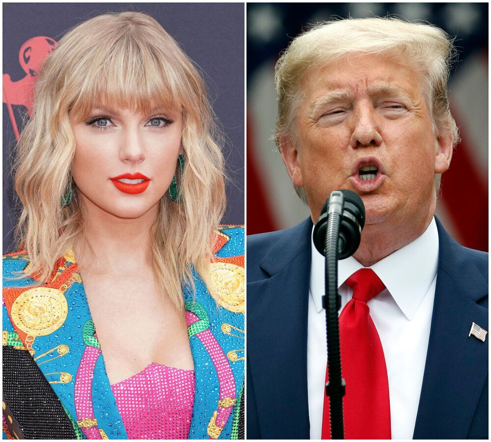 Taylor Swift Bashes Trump For 'Calculated Dismantling' Of US Postal Service