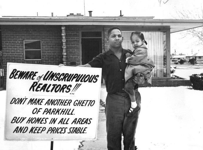 1961 - αφροαμερικανός διαμαρτύρεται...