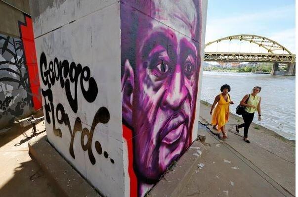 Η street art στέλνει το δικό της μήνυμα κατά του ρατσισμού σε όλο τον