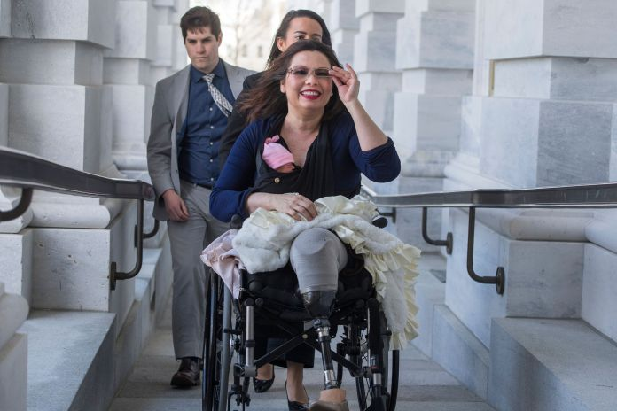For the New York Times, Biden's trump card is Tammy Duckworth to conquer