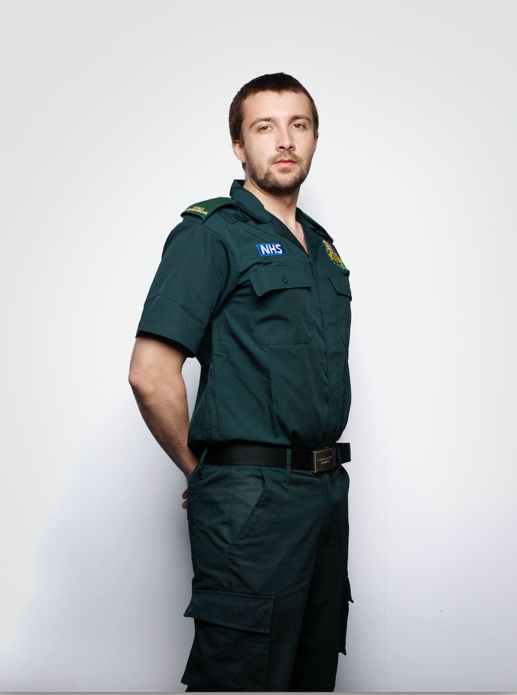 Jack Hannay Manikum, 111 call handler, West Midlands Ambulance Service