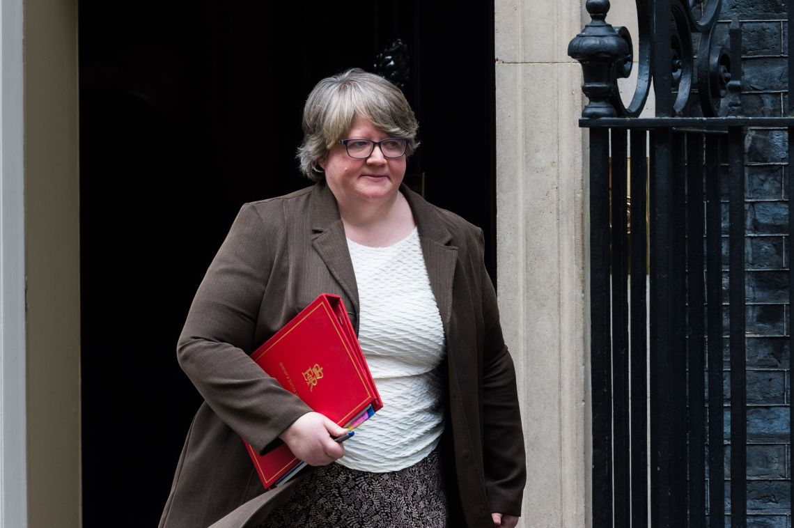 Work and pensions secretary Therese Coffey has said jobcentres will start