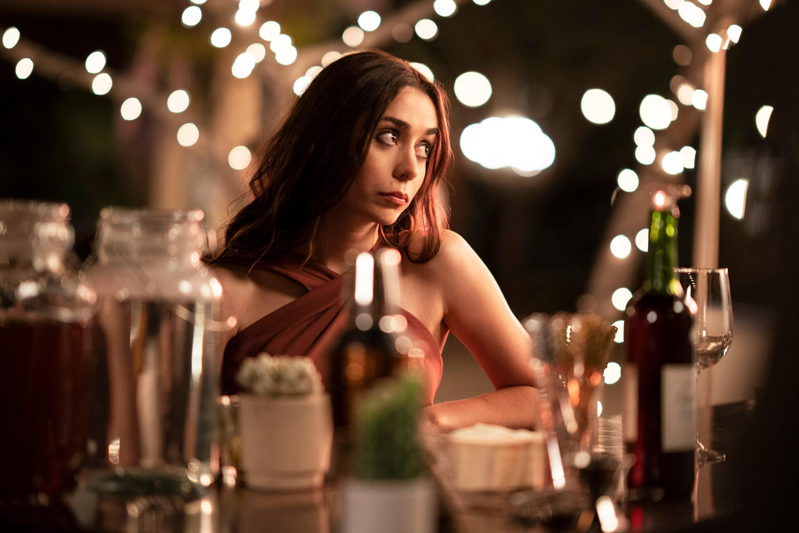 "Milioti's previous credits include ""How I Met Your Mother,"" ""The Wolf of Wall Street,"" ""Fargo"" and ""Black Mirror."""