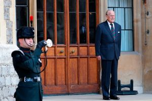 Buckingham Palace presents an update on Prince Philip's condition